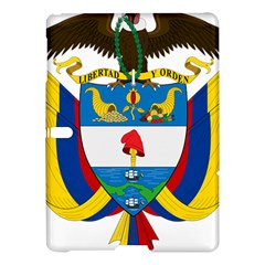 Coat of Arms of Colombia Samsung Galaxy Tab S (10.5 ) Hardshell Case