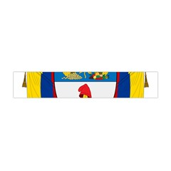 Coat of Arms of Colombia Flano Scarf (Mini)