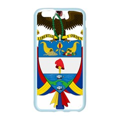 Coat of Arms of Colombia Apple Seamless iPhone 6/6S Case (Color)