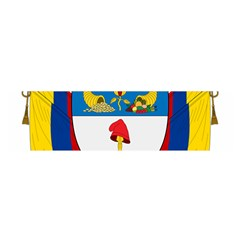 Coat of Arms of Colombia Satin Scarf (Oblong)