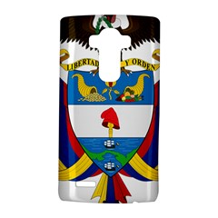 Coat of Arms of Colombia LG G4 Hardshell Case