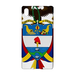 Coat of Arms of Colombia Sony Xperia Z3+