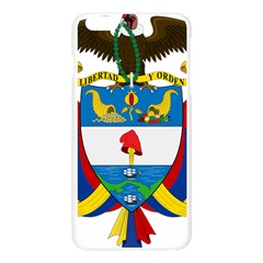 Coat of Arms of Colombia Apple Seamless iPhone 6 Plus/6S Plus Case (Transparent)