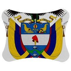 Coat of Arms of Colombia Jigsaw Puzzle Photo Stand (Bow)