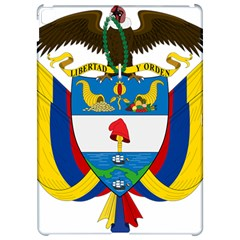 Coat of Arms of Colombia Apple iPad Pro 12.9   Hardshell Case
