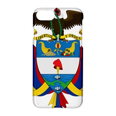 Coat of Arms of Colombia Apple iPhone 7 Hardshell Case