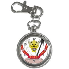 Coat of Arms of The Democratic Republic of The Congo Key Chain Watches