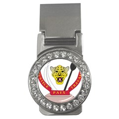 Coat of Arms of The Democratic Republic of The Congo Money Clips (CZ)