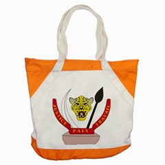 Coat of Arms of The Democratic Republic of The Congo Accent Tote Bag