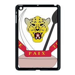 Coat of Arms of The Democratic Republic of The Congo Apple iPad Mini Case (Black)