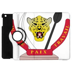 Coat of Arms of The Democratic Republic of The Congo Apple iPad Mini Flip 360 Case