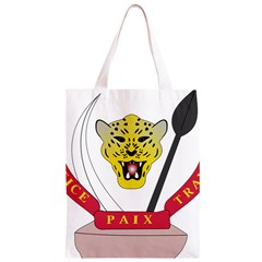 Coat of Arms of The Democratic Republic of The Congo Classic Light Tote Bag