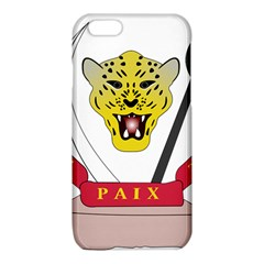 Coat of Arms of The Democratic Republic of The Congo iPhone 6/6S TPU Case