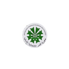 National Seal Of The Comoros 1  Mini Magnets