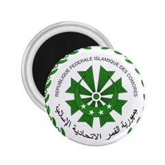 National Seal of the Comoros 2.25  Magnets