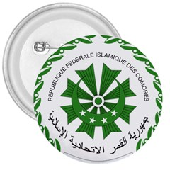 National Seal of the Comoros 3  Buttons