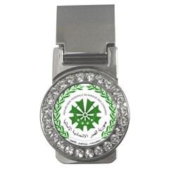 National Seal of the Comoros Money Clips (CZ)