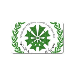 National Seal of the Comoros Magnet (Name Card)