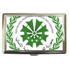 National Seal of the Comoros Cigarette Money Cases