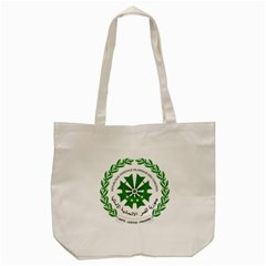 National Seal of the Comoros Tote Bag (Cream)