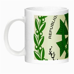 National Seal of the Comoros Night Luminous Mugs