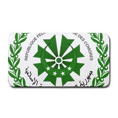 National Seal of the Comoros Medium Bar Mats