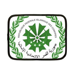 National Seal of the Comoros Netbook Case (Small)