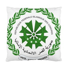 National Seal of the Comoros Standard Cushion Case (One Side)
