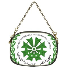 National Seal of the Comoros Chain Purses (Two Sides)