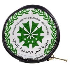National Seal of the Comoros Mini Makeup Bags