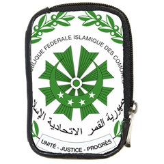 National Seal of the Comoros Compact Camera Cases