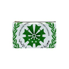 National Seal of the Comoros Cosmetic Bag (Small)