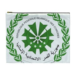 National Seal of the Comoros Cosmetic Bag (XL)