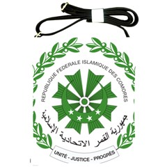 National Seal of the Comoros Shoulder Sling Bags