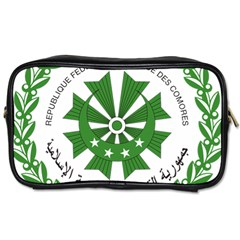 National Seal of the Comoros Toiletries Bags