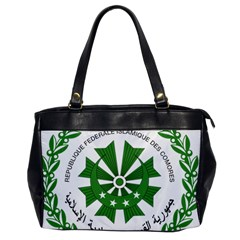 National Seal of the Comoros Office Handbags