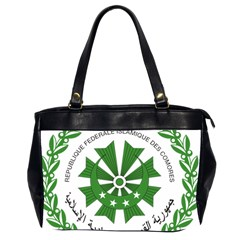 National Seal of the Comoros Office Handbags (2 Sides)