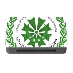 National Seal of the Comoros Memory Card Reader with CF