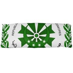 National Seal of the Comoros Body Pillow Case (Dakimakura)