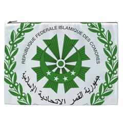 National Seal of the Comoros Cosmetic Bag (XXL)