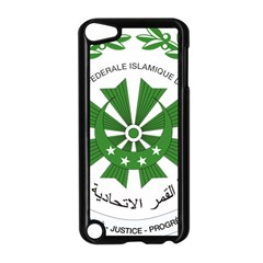 National Seal of the Comoros Apple iPod Touch 5 Case (Black)