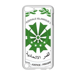 National Seal of the Comoros Apple iPod Touch 5 Case (White)
