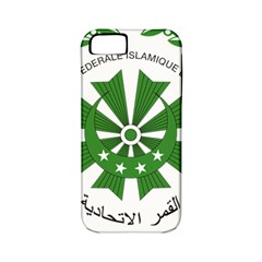 National Seal of the Comoros Apple iPhone 5 Classic Hardshell Case (PC+Silicone)