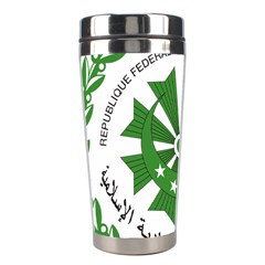 National Seal of the Comoros Stainless Steel Travel Tumblers