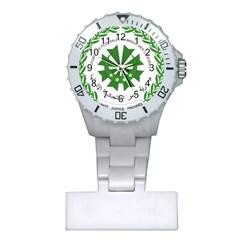 National Seal of the Comoros Plastic Nurses Watch