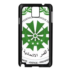 National Seal Of The Comoros Samsung Galaxy Note 3 N9005 Case (black)