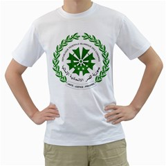 National Seal of the Comoros Men s T-Shirt (White)