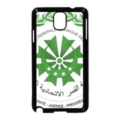 National Seal of the Comoros Samsung Galaxy Note 3 Neo Hardshell Case (Black)