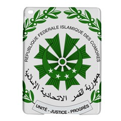 National Seal of the Comoros iPad Air 2 Hardshell Cases