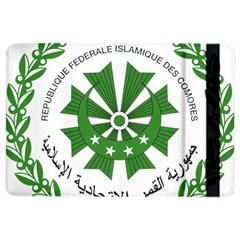 National Seal of the Comoros iPad Air 2 Flip